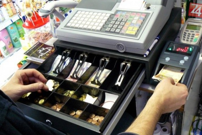 Pokladnin zsuvky - kasy na peniaze